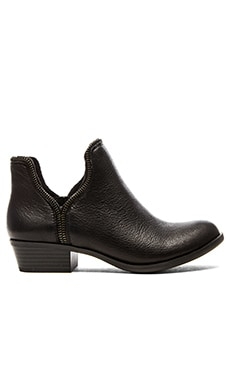 BCBGeneration Crush Bootie in Black