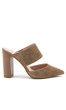 Houston Heel in Taupe