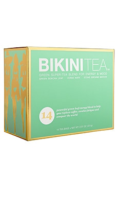 THÉ BIKINI TEA GREEN ENERGY BOOST Bikini Cleanse $44