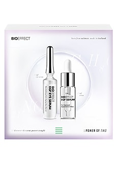 Power of Two Skincare Set BIOEFFECT $210