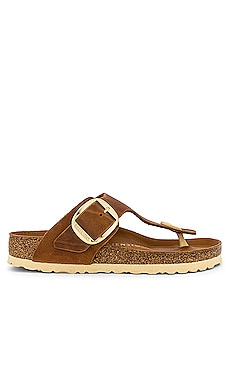 САНДАЛИИ GIZEH BIG BUCKLE BIRKENSTOCK $140