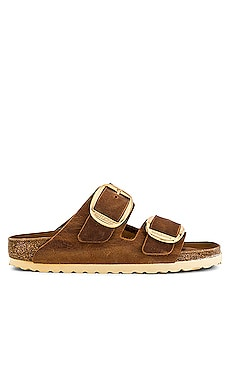Arizona Big Buckle Sandal BIRKENSTOCK $150