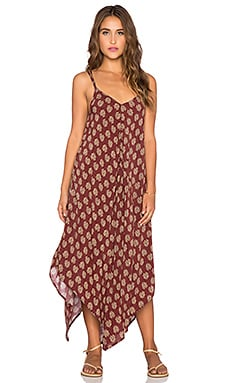 Bishop + Young Mandala Maxi Dress in Print