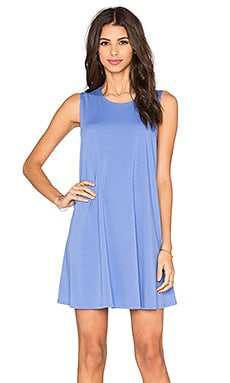 Bishop + Young Swing Dress in Blue