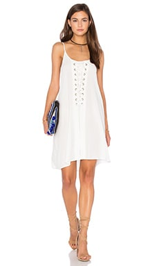Laila Lace Up Dress