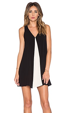 Bishop + Young Ellie Mini Dress in Black