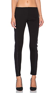 Panel Legging in Black