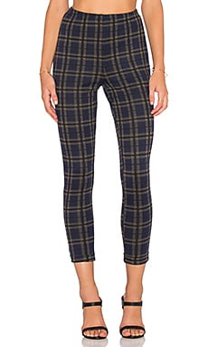 Bishop + Young Legging in Plaid