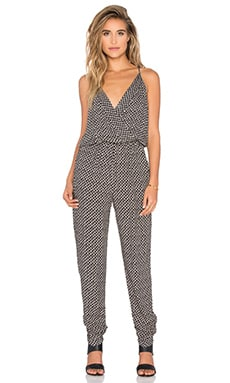 Bishop + Young Ashley Jumpsuit in Print