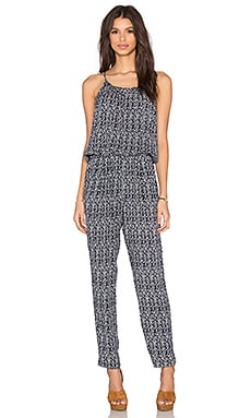 Bishop + Young Jane Printed Jumpsuit in Print