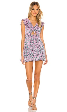 Betty Mini Dress Banjanan $91