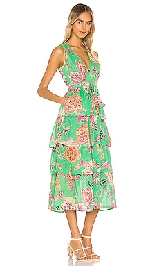X REVOLVE Eliza Dress Banjanan $102