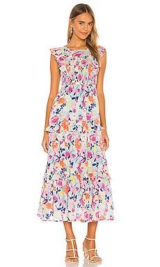 Iris Dress Banjanan $330