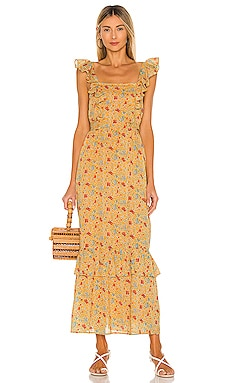 Cinta Dress Banjanan $325