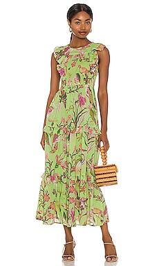 Iris Dress Banjanan $340