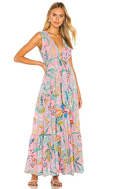 Carlota Maxi Dress Banjanan $325