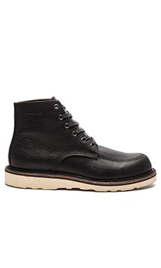 Broken Homme Jamie Boot in Black Vintage