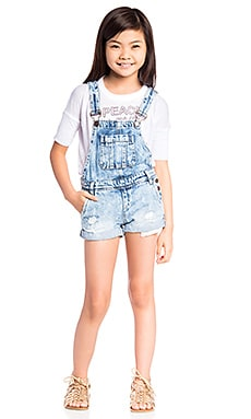 Distressed Overall