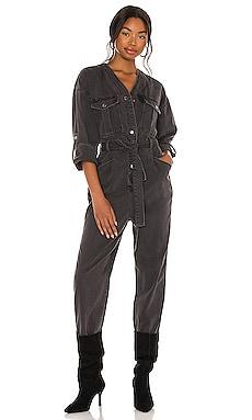 Denim Jumpsuit BLANKNYC $119