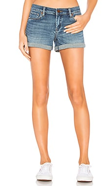 The Fulton Denim Roll Up Short BLANKNYC $78