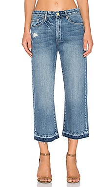 BLANKNYC Crop Boyfriend in Not Your Boyfriend's Jean