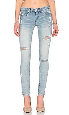 Состаренные облегающие джинсы - BLANKNYC от REVOLVE INT