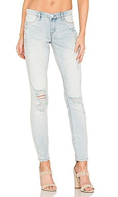 Distressed Skinny in Sun Stroked