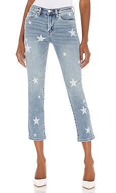 Star Patchwork Skinny BLANKNYC $118 BEST SELLER