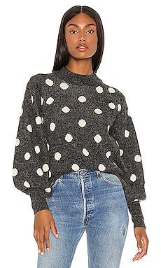 Polka Dot Sweater BLANKNYC $98