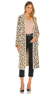 Leopard Duster BLANKNYC $98 BEST SELLER