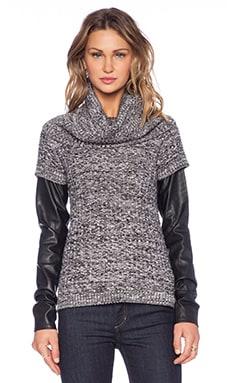 BLANKNYC Sweater in Slick Schtick