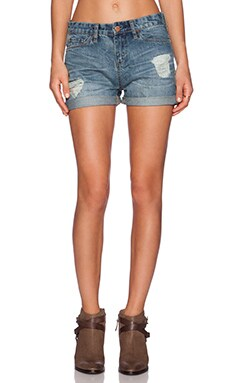 BLANKNYC Distressed Short in Kind of a Big Deal