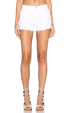 BLANKNYC Distressed Short in As If
