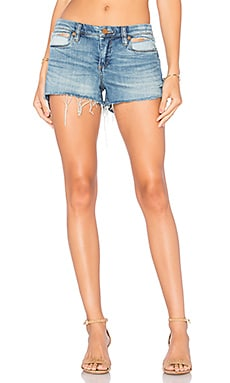 Classic Cut Off Short in Inside Joker