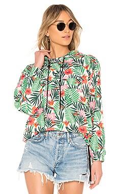 Купить Куртку petal to the metal - BLANKNYC цвет мята