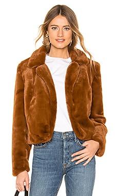 Faux Fur Cropped Jacket BLANKNYC $98 NEW ARRIVAL