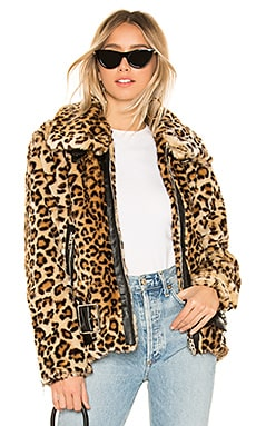890a4258cf3d Women's Faux Fur Jackets & Coats in Black, White, Pink and More