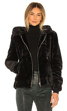 Faux Fur Bomber BLANKNYC $83