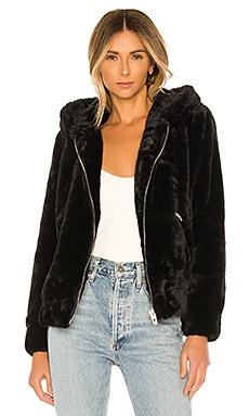 Faux Fur Bomber BLANKNYC $118