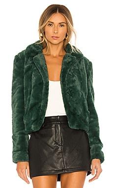 Faux Fur Moto Jacket BLANKNYC $98 NEW ARRIVAL