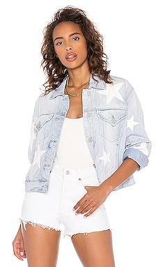 CHAQUETA DENIM STAR BLANKNYC $148