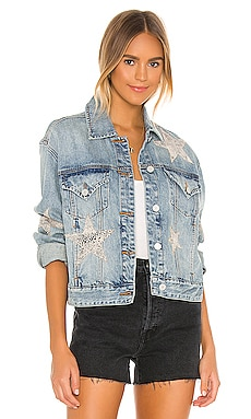 Denim Star Jacket BLANKNYC $128