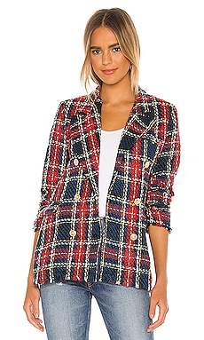 Plaid Blazer BLANKNYC $128