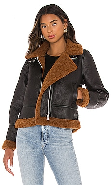 Faux Fur Jacket BLANKNYC $148