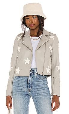 CHAQUETA STAR BLANKNYC $148