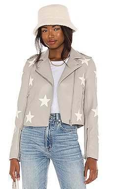 Star Moto Jacket BLANKNYC $97