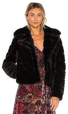 Faux Fur Coat BLANKNYC $98 NEW