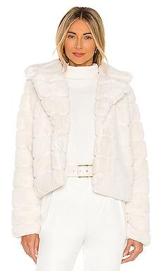 Faux Fur Coat BLANKNYC $98