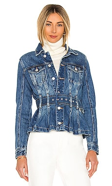 Belted Denim Jacket BLANKNYC $128 BEST SELLER