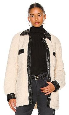 Sherpa Jacket BLANKNYC $128